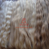 최상 인도 머리 부피 처리되지 않는 머리 자연적인 사람의 모발 Virgin 머리 부피