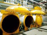 2017 Nieuwe Hete Verkoop 2*31m Het Blok die van de Baksteen van het Drukvat ASME de Autoclaaf van de Machine maken die AAC in Olymspan wordt gemaakt