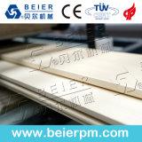 Hölzerner Profil-Strangpresßling-Produktionszweig Plastik-Belüftung-WPC