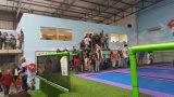 꿈나라 직업적인 제조자는 저의 가까이에 아이를 위한 공기 Trampoline 세계를 얻는다