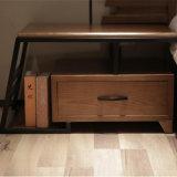 Novo design moderno de cabeceira de madeira maciça para o quarto recurso (CH-603)