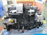 Motor de Cummins Qsb6.7-C para la maquinaria de construcción
