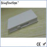 Disque de flash USB de forme de livre en matériau en bois (XH-USB-016)