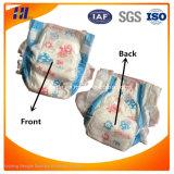 Soem-Breathable Baby-Windel mit langem elastischem Taillen-Band
