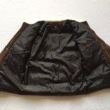 Изготовленный на заказ пальто Corduroy людей высокого качества проложенные тканью на зима