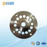Pezzi meccanici dell'acciaio inossidabile di CNC di abitudine