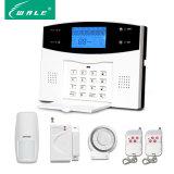 GSM&PSTN sans fil autoguident le système d'alarme d'intrus avec le cas populaire