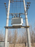 transformateur 12kv monté par pouvoir