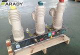 im Freiensicherung des Vakuum24kv mit dem intelligenten Controller Zw32 (hergestellt in China)