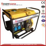 6kw 50Hz AC de ReserveDiesel Genset van het Gebruik van het Huis van de Output