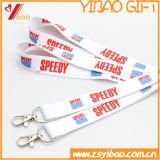 Полиэстер рабочей ID владельца карты шнурок (YB-LY-06)