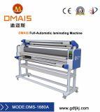 DMS-1680une chaleur grand format électrique assistée de plastification à froid