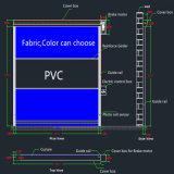 産業速い処置のプラスチック内部の圧延シャッター