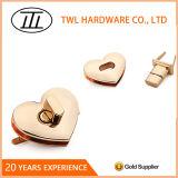Alliage de zinc Wallet Sac de verrouillage de tourner le verrouillage pour Accessoires Sacs à main