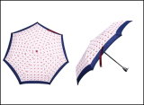 Pongé de la qualité 190t pour annoncer le parapluie