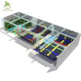 Большой многофункциональный коммерческий детская игровая площадка для использования внутри помещений батут парк