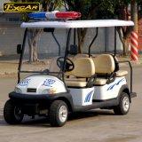 Автомобиль гольфа патрульной машины электрический для 4 Seater