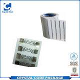 Escritura de la etiqueta adhesiva superventas de la etiqueta engomada de RFID