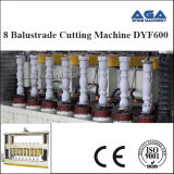 Máquina de corte balaustrada de piedra de granito con columna de mármol/máquina cortadora de DYF (600).