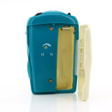 Pocket Amplificador de sonido audífono alámbrico con 3 cabezales de auricular