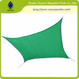 170GSM зеленый сельского хозяйства на основе HDPE пластика из тени Sun Net