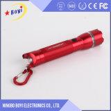 Freies Beispieltaschenlampe, Aluminium-LED-Taschenlampe