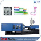有名なBstシリーズファースト・フードボックスのためのフルオートマチックの射出成形機械