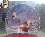 Globo gonfiabile della neve di abitudine Dia=3m da vendere
