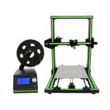 De Wholesale High-Precision Fashion Fdm 3D Printer van Anet E10 voor Ontwerp en Onderwijs