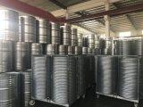 Ligne automatique de machine pour la production de tambour en acier