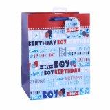 Feiertags-Supermarkt-Grün-Spielzeug-Kleidungs-tägliche Notwendigkeits-Geschenk-Papiertüten