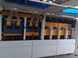 ワイヤーブラシ紙やすりで磨く機械ラッカーキャビネット木台所食器棚