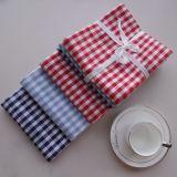 (BC-KT1001) Chiffon de nettoyage Stripe serviette de cuisine design de mode de grille