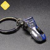 prix d'usine Trousseau d'ouvreur de bière métalliques personnalisées avec anneau de chaîne de clé