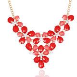 ベストセラーの最も新しい方法ネックレス型のOpenwork胸当て文の宝石類