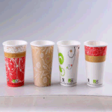Оптовой продажи цвета прямой связи с розничной торговлей фабрики бумажные стаканчики различной устранимые