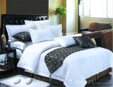 OEM van de Leverancier van het Hotel van China de Beroemde Reeks van het Beddegoed van het Blad van het Bed van het Satijn