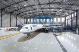 Garage prefabbricato approvato dell'aereo della struttura d'acciaio dell'ampia luce dello SGS