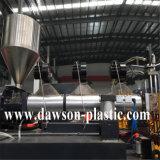 1L HDPE/PE/PP/LDPE Saft-Flaschen-Doppelt-Kopf-Plastikblasformen-Maschine