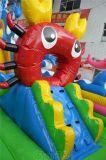 Thème Funcity gonflable Chob400 d'océan