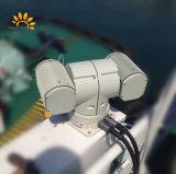 macchina fotografica infrarossa montata su veicolo del laser PTZ del IP di visione notturna di 500m