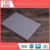 Arquitectura de fácil ensamblaje ligero PVDF revestimiento de metal paneles para la decoración mural interior/exterior