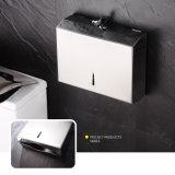 Dispensador Superficie-Montado de la toalla de papel del acero inoxidable del cuarto de baño (pH-AAAAK40)