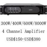 クラスTd 4は運ぶQsnの専門の高い発電DJのアンプ(pH4800)を