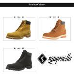 2017 Nouvelle conception Mens noir Bottes de randonnée occasionnel des chaussures de sécurité pour la vente