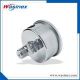 Manometro della pompa ad acqua di Wasinex