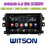"Witson 10,2"" большой экран Android 6.0 DVD для автомобилей Nissan Navara/Np300/Аляскинских"
