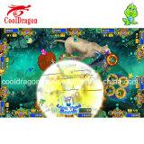 Colpo di gioco del leone di caccia della galleria più la macchina del gioco della fucilazione di pesca della Tabella dei pesci