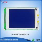 계기를 위한 Sym320240b8V35 파란 형 LCD 320*240 LED 역광선 전시