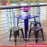 커피를 위한 Marais 다채로운 강철 의자 또는 바 또는 옥외 또는 연회 또는 호텔 또는 대중음식점 또는 홀 결혼식